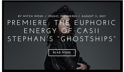 Casii Stephan - GhostShips - Atwood Magazine