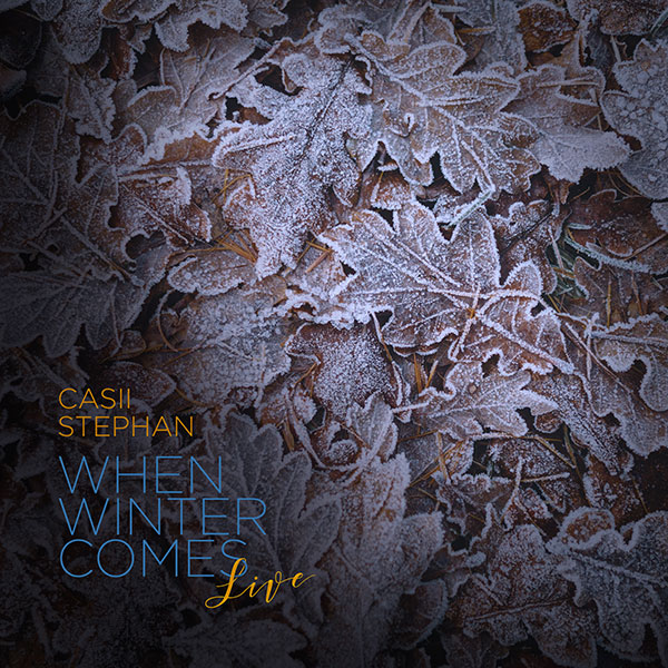 When Winter Comes Live - Casii Stephan